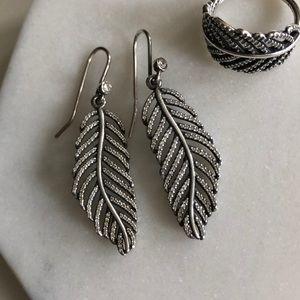 🎄Christmas Gift! Pandora earrings